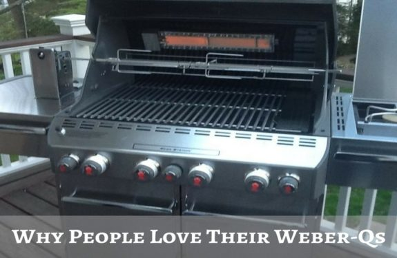 Love Their Weber