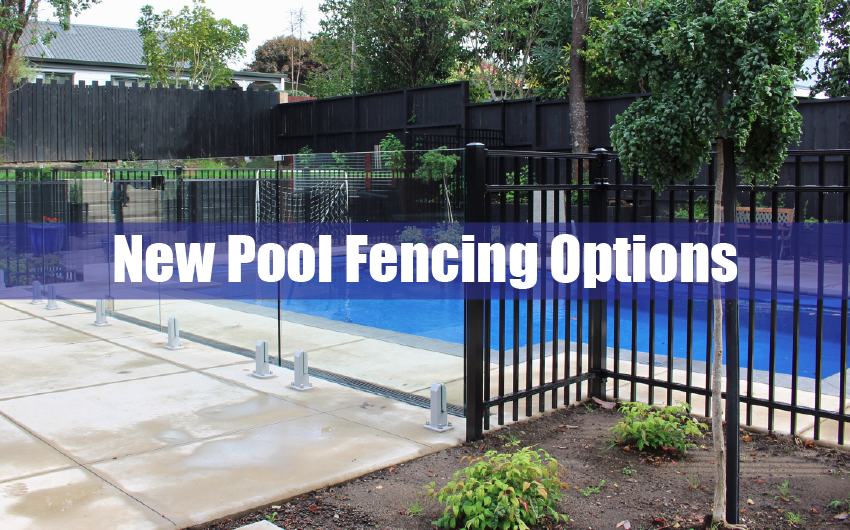 Best Fencing Options for Your New Pool