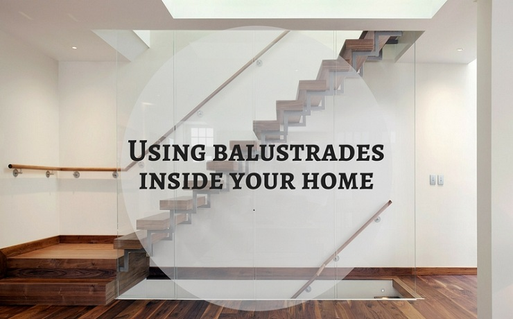 Beautiful Balustrade