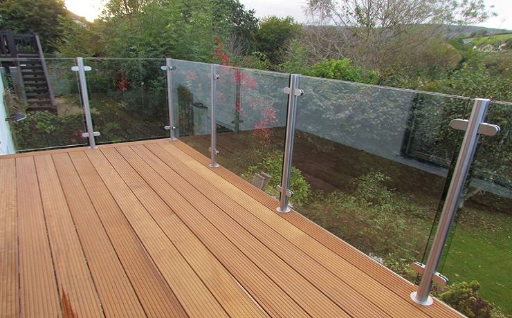 Incorporate Balustrades