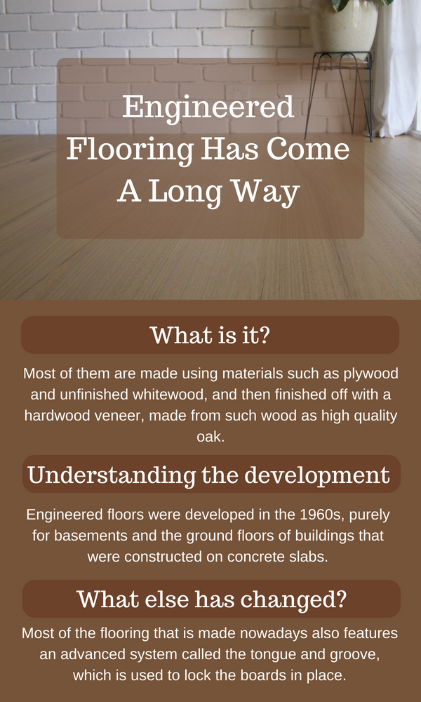 Engineered Wood Flooring Has Come A Long Way