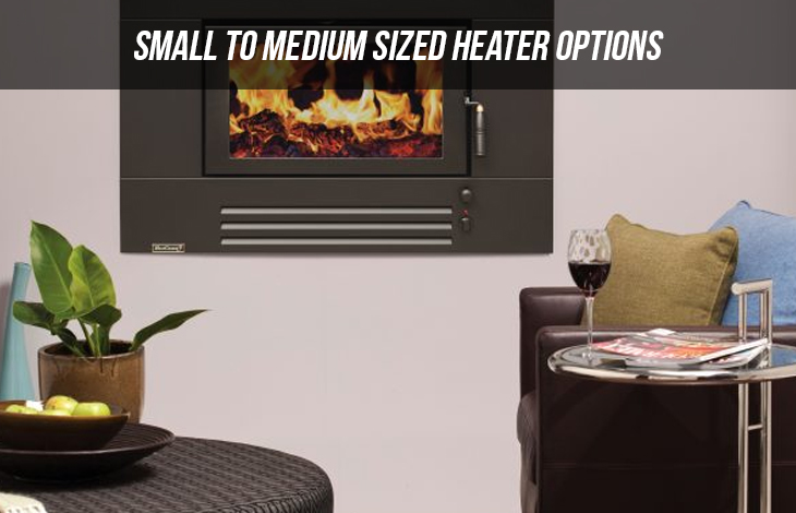 heater options