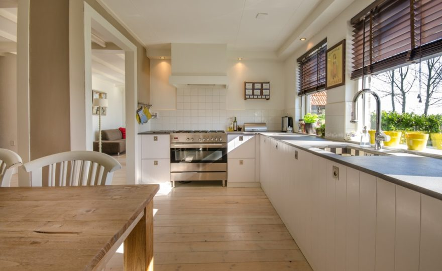 Book a one-off deep clean to rid of lingering winter germs