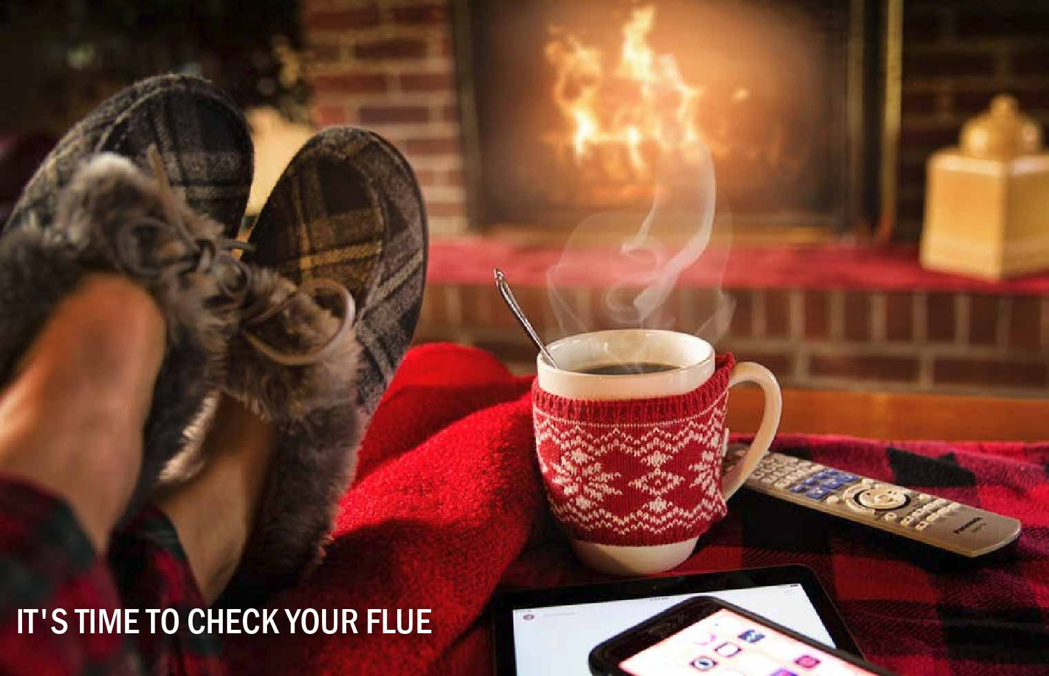 It is Time to Check Your Flue